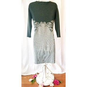 """Connected Apparel Dresses - 💥""""CONNECTED APPAREL"""" SWEATER DRESS💥"""